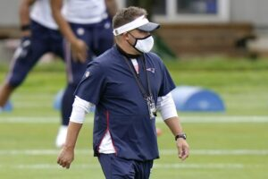 Josh McDaniels taking 'duration of day' to...