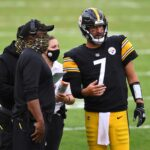 Ben Roethlisberger's transition into Matt Canada's...
