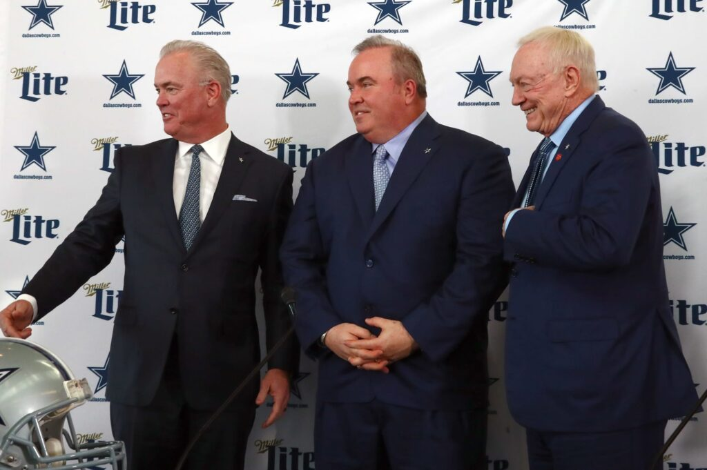 How Dan Quinn and the Dallas Cowboys front office...