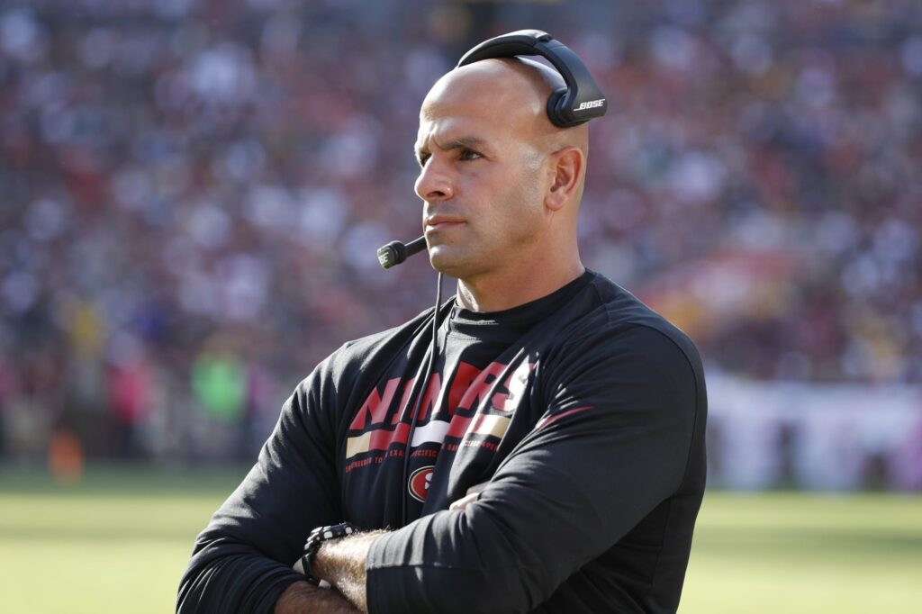Robert Saleh landing with Jets should be of no...