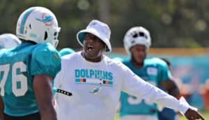 Miami Dolphins training camp