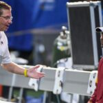 Jay Gruden compliments Kyle Smith, takes shot at...