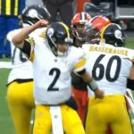 Mike Tomlin On Mason Rudolph's 'Gritty' Finale: 'I...