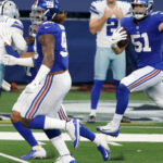 New York Giants will activate OLB Kyler Fackrell...