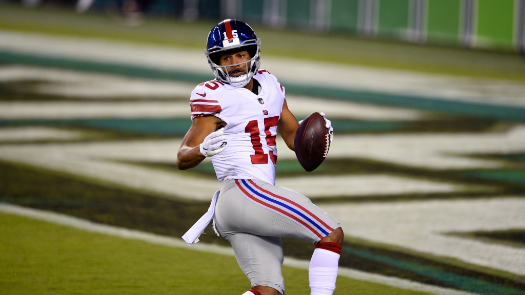 New York Giants had lowest YAC per completion in...