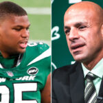 Jets' Robert Saleh could take Quinnen Williams to...