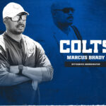 Indianapolis Colts today elevated Marcus Brady to...
