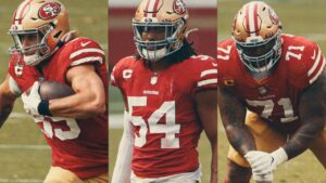 Despite Early Finish, 49ers Still Hosted a Number...
