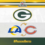 Packers will host Rams or Bears in divisional...