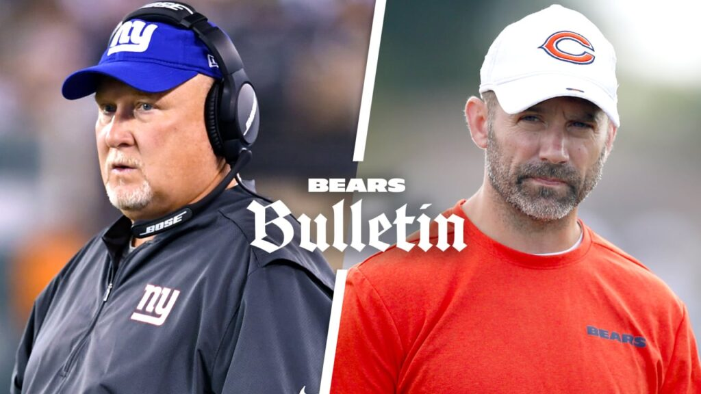 Chicago Bears hire Bill McGovern as inside...