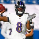 Baltimore Ravens, Lamar Jackson to talk contract,...