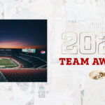 49ers Announce 2020 Team Awards