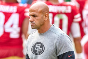 Robert Saleh is first finalist for Jets' head...