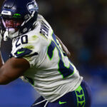 Seahawks RB Rashaad Penny was inactive vs. Rams...
