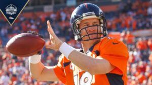 Five of the most memorable games from Peyton...