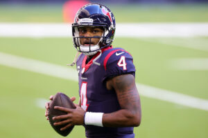Deshaun Watson has officially requested trade from...