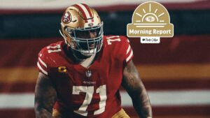 Two 49ers Recognized in PFF's End of Season Awards