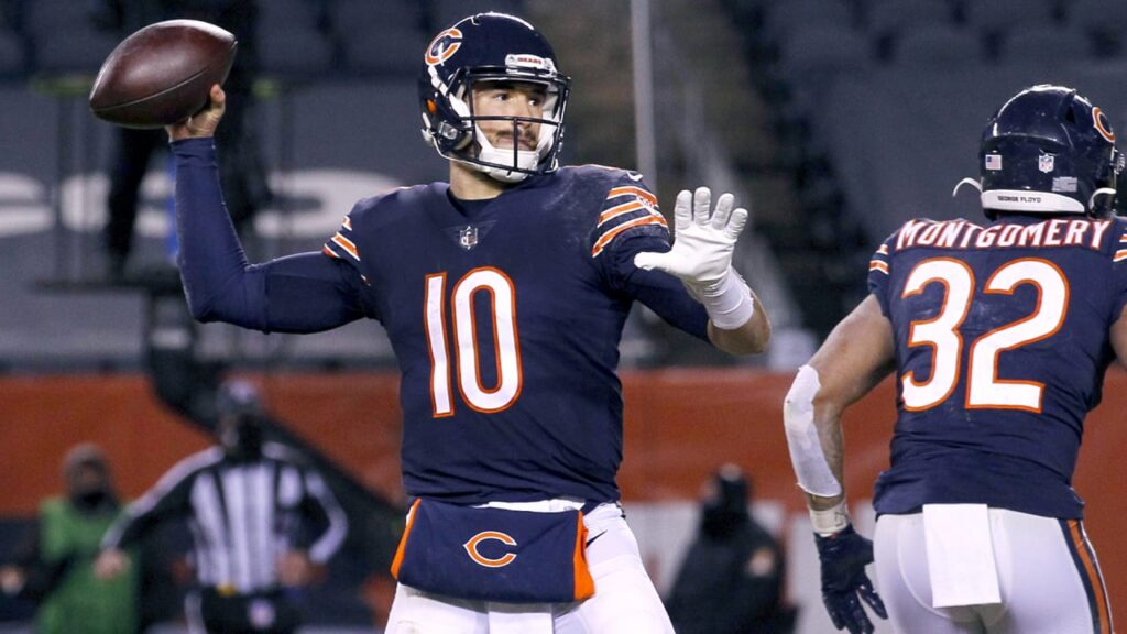 Chicago Bears QB Mitchell Trubisky better prepared...