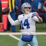 Dallas Cowboys quarterback Andy Dalton: Stay or...