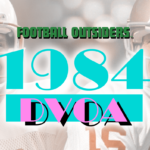 1984 DVOA Ratings and Commentary