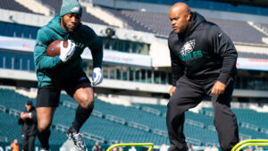 Duce Staley says he joined the Detroit Lions...