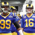 Aaron Donald was shocked by Jared Goff/Matthew...
