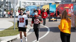 Tampa Prepares For Pared-Down Super Bowl During Pandemic