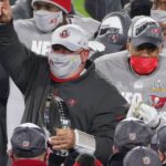 Report: If Bucs win, Bruce Arians could step down...