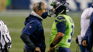 No indication Seahawks will trade Russell Wilson
