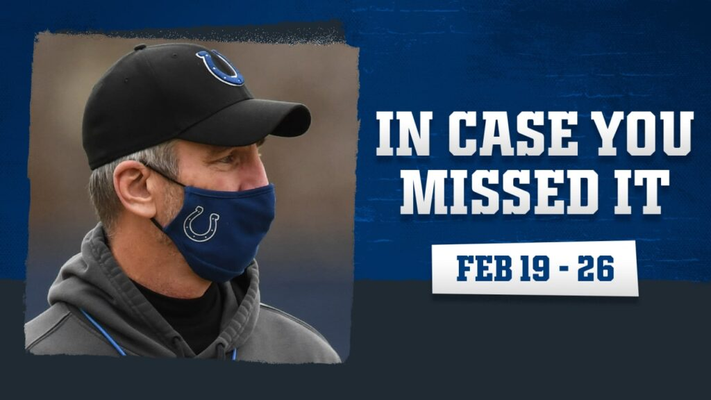 Look back at the best Indianapolis Colts videos,...
