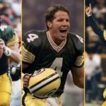 Which was Brett Favre's best season?