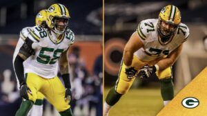 Packers release Christian Kirksey, Rick Wagner