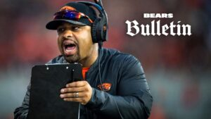 Chicago Bears hire former Oregon State assistant...