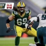 David Bakhtiari's a prime example of that core...
