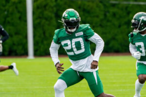 Jets' Marcus Maye options as NFL free agency...
