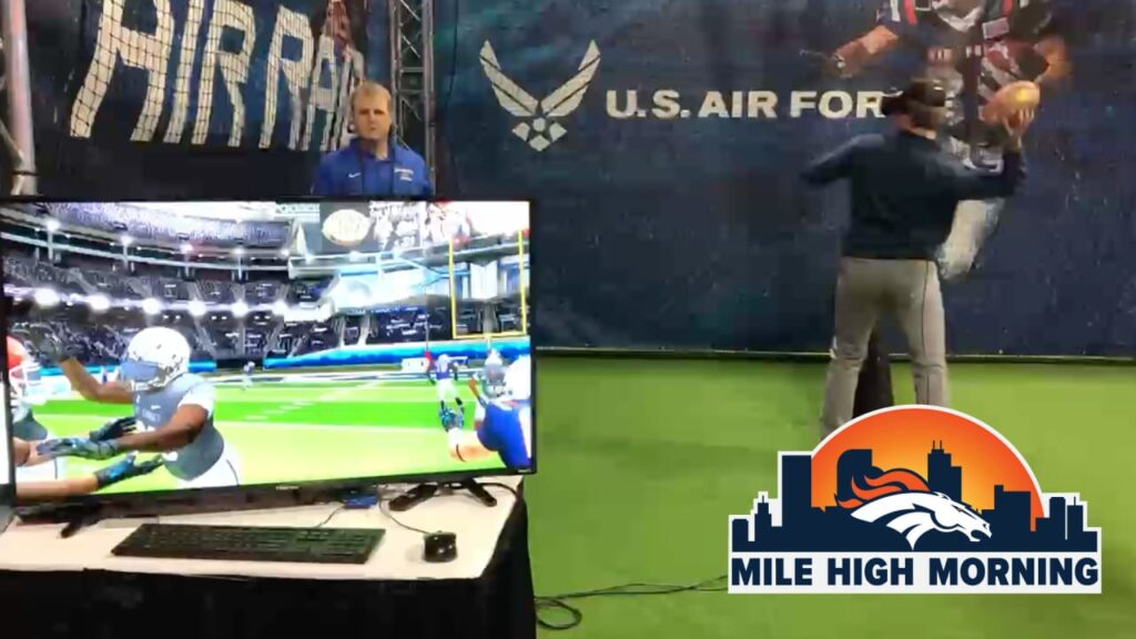 Inside former Broncos GM Ted Sundquist's virtual...