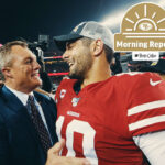 John Lynch Talks 49ers QB Situation