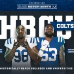 Which Colts players and coaches have hailed from...