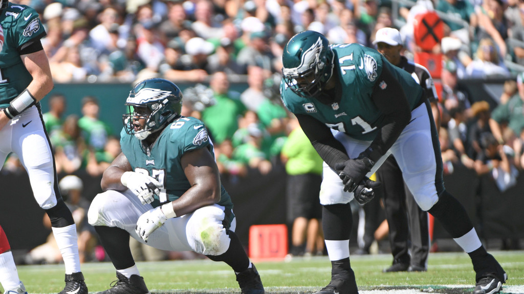 Seahawks release OG Chance Warmack without him...