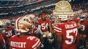 Director of Pro Personnel Discusses 49ers Scouting...