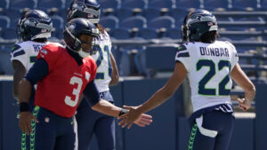 Do Seahawks and Quinton Dunbar have mutual...