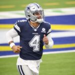 Cowboys, Dak Prescott extension talks have...