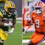 Jets running back options in NFL free agency, 2021...