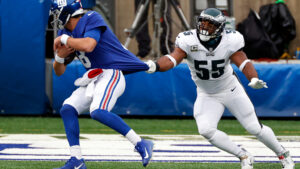 Brandon Graham working to restructure his contract...