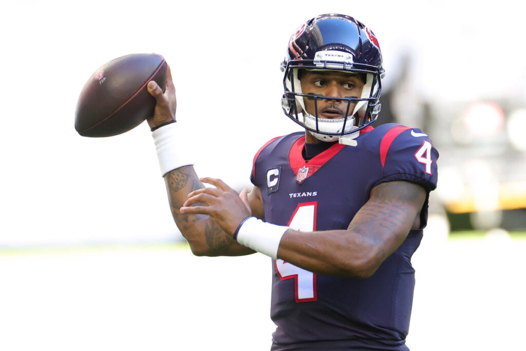 At least five teams have called Texans