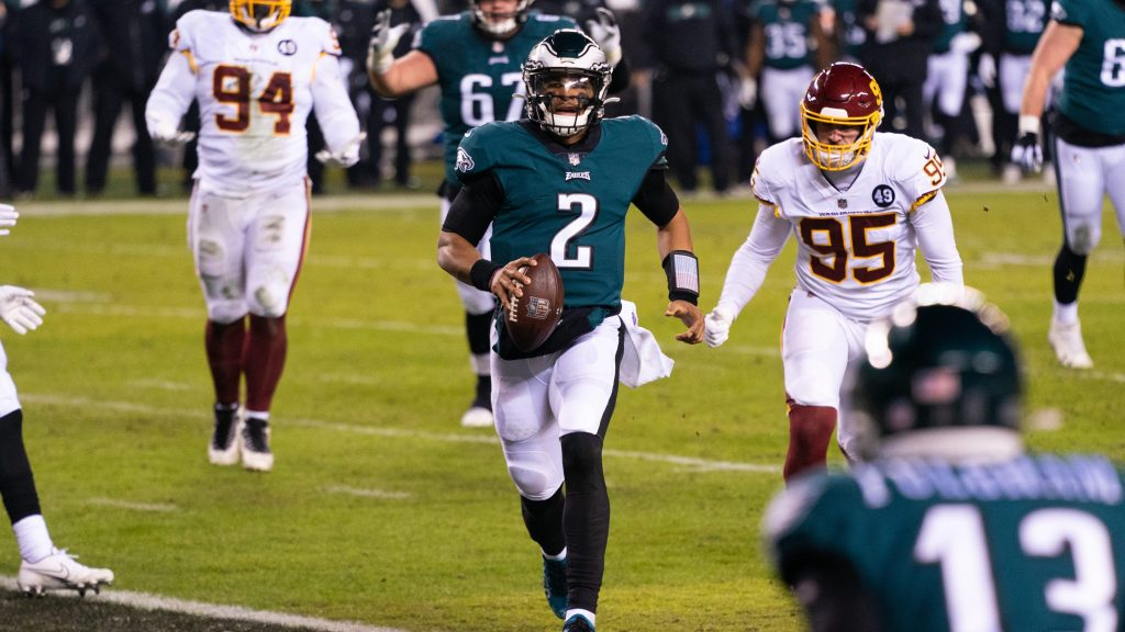 Philadelphia Eagles 2021 NFL schedule to be...