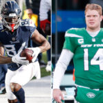 Corey Davis expects Sam Darnold to be Jets'...