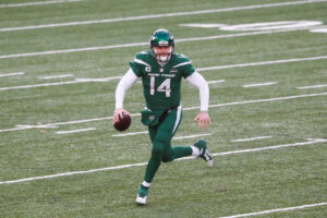 Jets' Darnold trade possibilities point to...