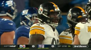 Report: Steelers OLB Olasunkanmi Adeniyi Won't Be...