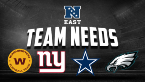 What the Cowboys, Eagles, Giants and Washington...